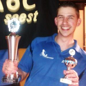 Clubkampioen 2013 Ruben